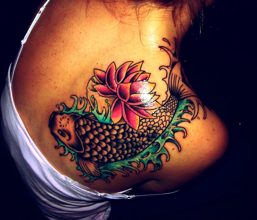 женски татуировки